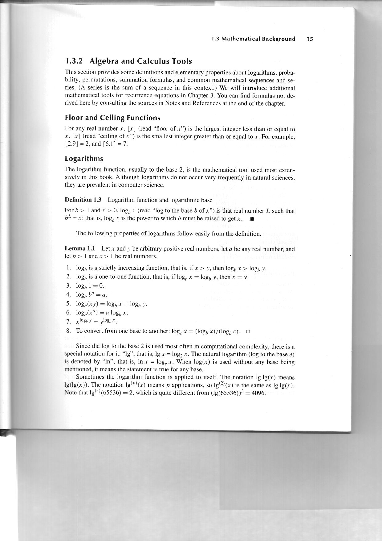 Real Analysis Pdf Notes